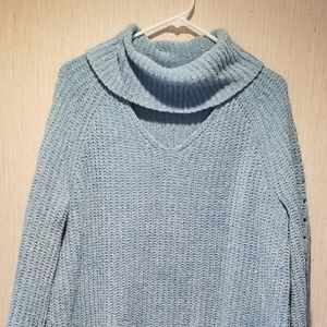 Lane Bryant chenille sweater